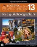 Photoshop Elements 13 Book for Digital P