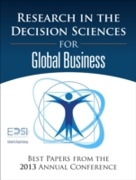 Research in the Decision Sciences for Gl