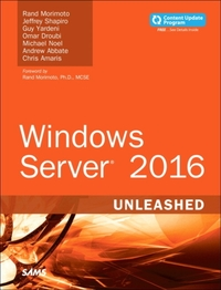 Windows Server 2016 Unleashed (includes