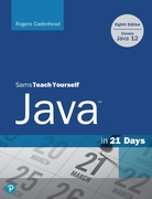 Sams Teach Yourself Java in 21 Days (Cov