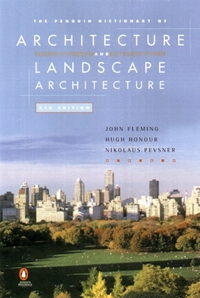The Penguin Dictionary of Architecture a