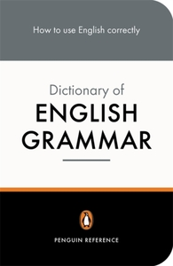 The Penguin Dictionary of English Gramma