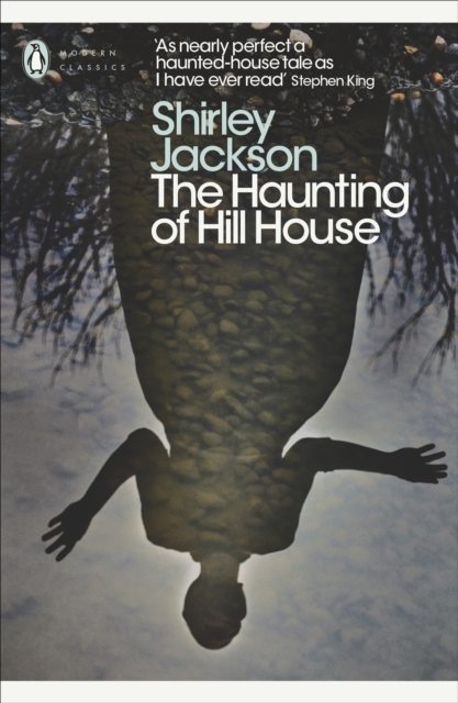 The Haunting of Hill House, skrekk, spenning, boktips, ARK-bloggen, Shirley Jackson, 9780141191447