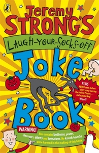 Jeremy Strong's Laugh-Your-Socks-Off Jok