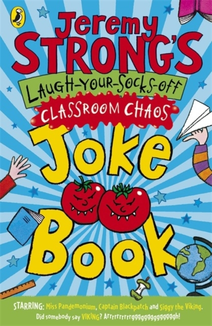 Jeremy Strong's Laugh-Your-Socks-Off Cla