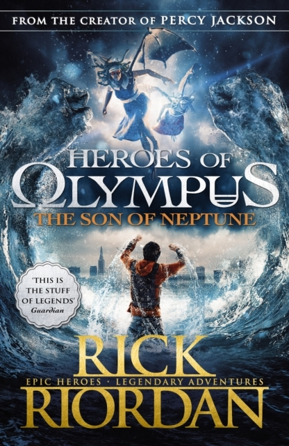 The Son of Neptune (Heroes of Olympus Bo