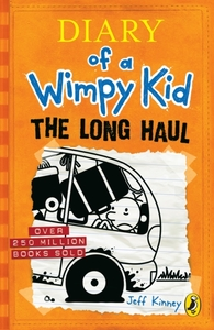 The Long Haul (Diary of a Wimpy Kid book