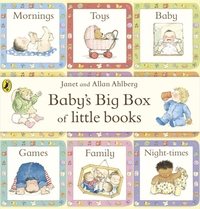 Baby's Big Box of Little Books