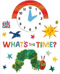 The World of Eric Carle: What's the Time