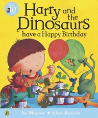 Harry and the Dinosaurs have a Happy Bir