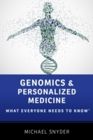 Genomics and Personalized Medicine: What