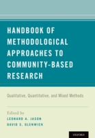 Handbook of Methodological Approaches to