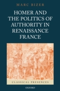 Homer and the Politics of Authority in R