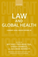 Law and Global Health: Current Legal Iss