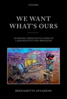 We Want Whats Ours: Learning from South