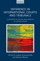 Deference in International Courts and Tr