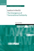 Justice in the EU: The Emergence of Tran