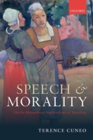Speech and Morality: On the Metaethical