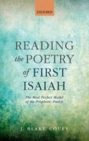 Reading the Poetry of First Isaiah: The