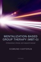 Mentalization-Based Group Therapy (MBT-G