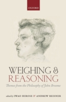 Weighing and Reasoning: Themes from the