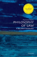 Philosophy of Law: A Very Short Introduc