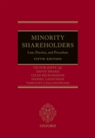 Minority Shareholders: Law, Practice, an