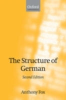 Structure of German