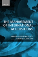 Management of International Acquisitions