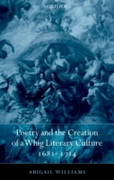 Poetry and the Creation of a Whig Litera