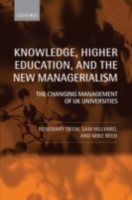 Knowledge, Higher Education, and the New