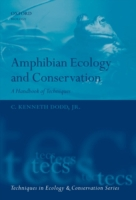 Amphibian Ecology and Conservation: A Ha