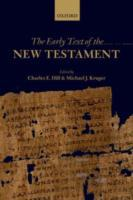 Early Text of the New Testament