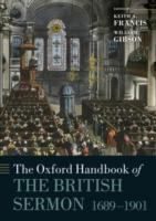 Oxford Handbook of the British Sermon 16