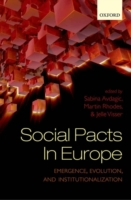 Social Pacts in Europe: Emergence, Evolu