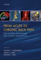 From Acute to Chronic Back Pain: Risk Fa