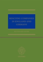 Rescuing Companies in England and German