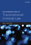 Introduction to Transnational Criminal L