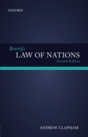 Brierly's Law of Nations: An Introductio