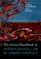 Oxford Handbook of International Law in