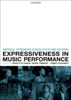 Expressiveness in music performance: Emp