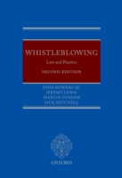 Whistleblowing: Law and Practice