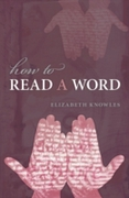 How to Read a Word