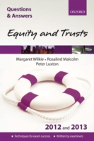 Q & A Revision Guide: Equity and Trusts