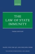 Law of State Immunity