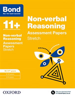 Bond 11+: Non-verbal Reasoning: Stretch