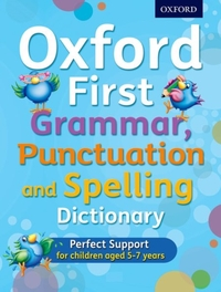 Oxford First Grammar, Punctuation and Sp