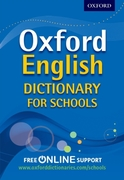 Oxford English Dictionary 2012