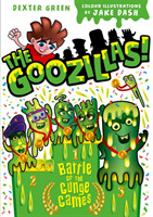 The Goozillas!: Battle of the Gunge Game