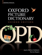Oxford Picture Dictionary Monolingual (A